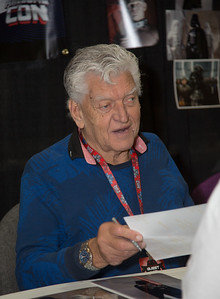 Awesome Con, Dave Prowse