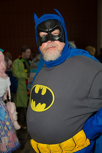 Rich Willard from Sterling VA as Batman