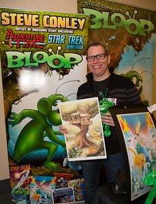 artist Steve Conley