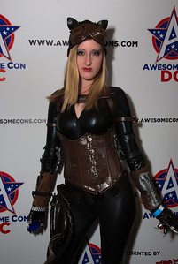 Katie as Catwoman