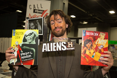 Dave Joria    Tangent Artists  Fine Web Comics