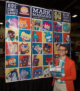Awesome Con, Mark Mariano