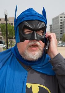 Rich Willett  (Sterling Va)a s Batman