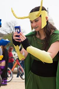 Dominique as Loki    (Ashland, Va)