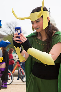 Dominique as Loki    (Ashland, Va)