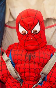 Max (3 1/2) as Spiderman (Falls Church VA)