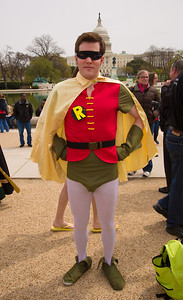 Aric  Maiden  as Robin    (DC)