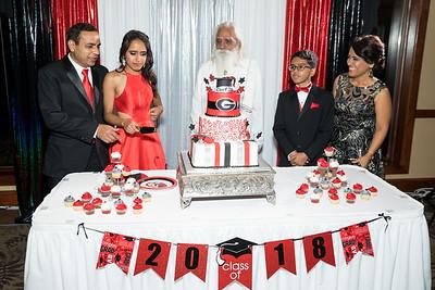 Ayushi's Graduation Party