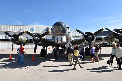 B-17 Aluminum Overcast Tour