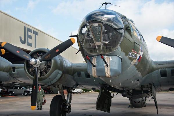 B-17 Memorial Day 2014