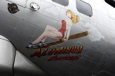 B-17 ride