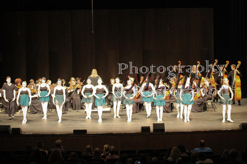 BAHS Orchestra and Dance