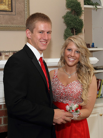 2013-Athens Prom-Daniel and Hayley