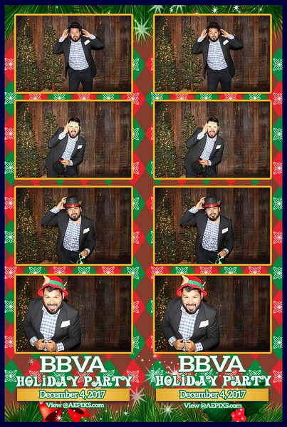 BBVA Holiday Party 2017
