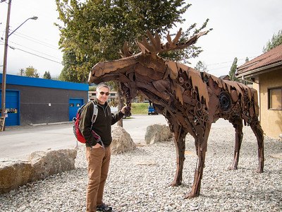 Mechanical Moose