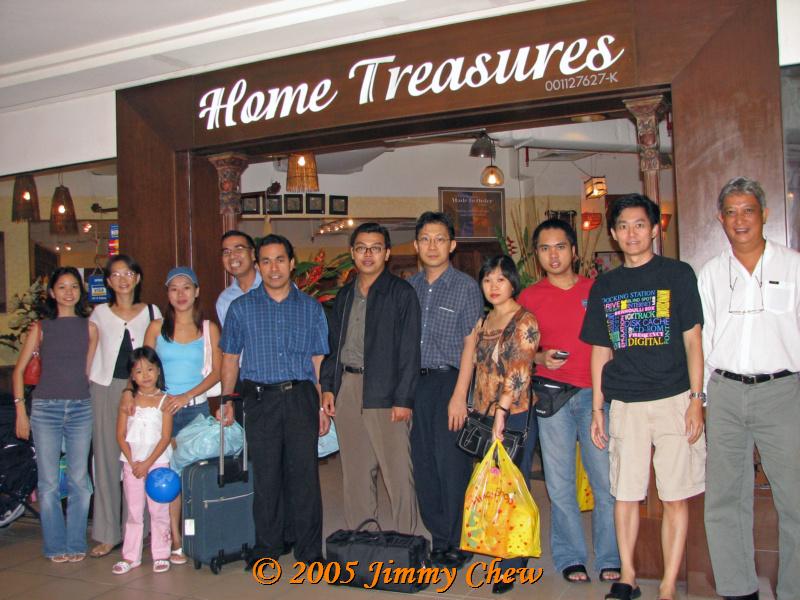BCI & Home Treasures.