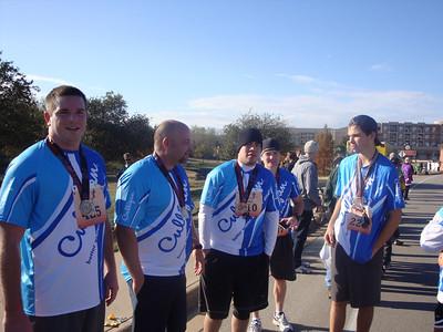 BCS Marathon, Melissa's Pics, Team Culligan