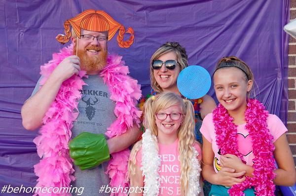 BEHS PTSA Homecoming 2017