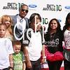 T.I.  Tiny and family