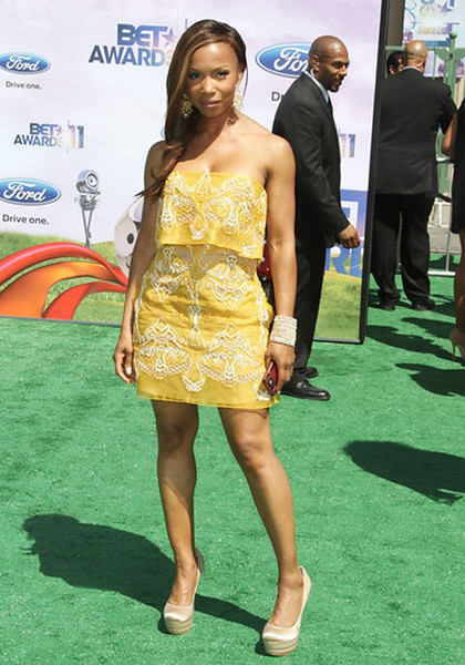 BET Awards 2011 Los Angeles, CA, Elise Neal
