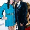 Latoya Luckett and Tony Rock