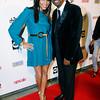 Latoya Luckett and Tony Rock