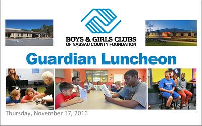 BGCN Guardian Luncheon 2016