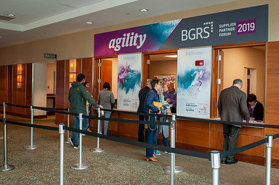 2019 BGRS Supplier Partner Forum - Friday 022
