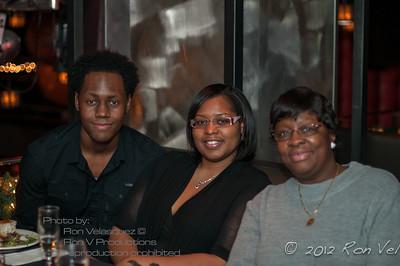 BIMC Xmas Party 2012