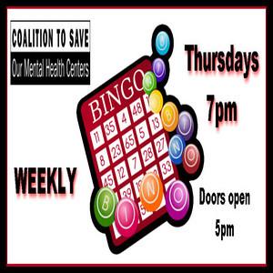BINGO on Thursdays