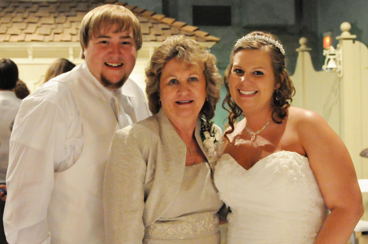 Jonathon, Edna, and Brittany