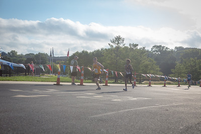 BKapur and Teresa at the 2016 Annapolis 10 Miler