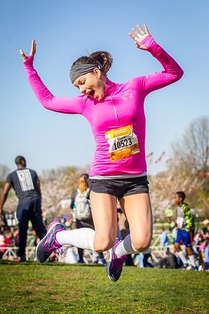 2017 Cherry Blossom Run