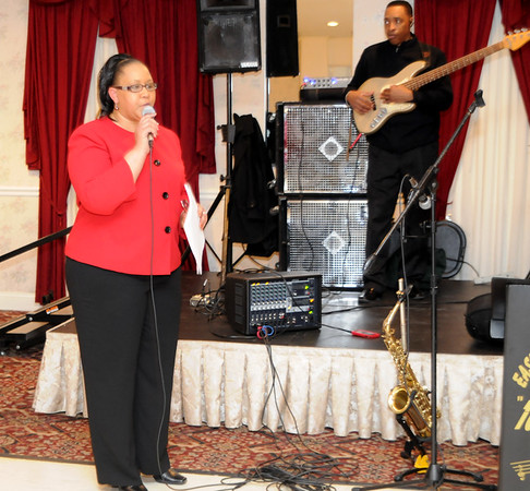 BLACK CATHOLIC MINISTRY JAZZ FEST FUNDRAISER, GLASSBORO NJ. 02/10/13