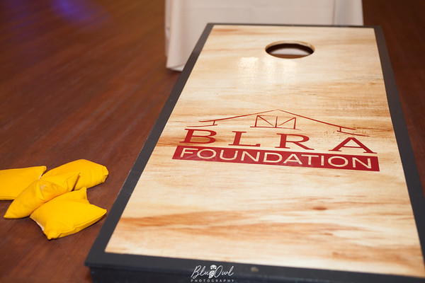 BLRA Foundation Boots & Lace Barn Party