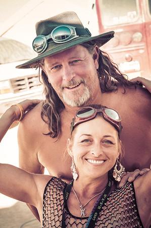 Playa Portraits