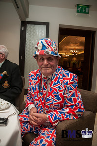 "Mr. Terry Hutt (aka ""Union Jack Man"")"