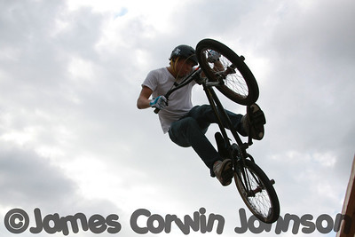 BMX Scate - James Corwin Johnson