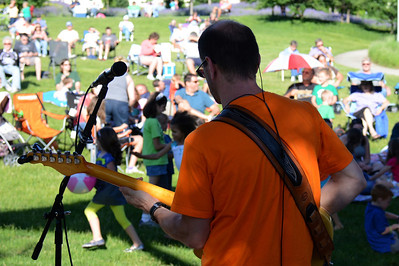 Beutter Park Concert Series - 2014 with Everyday People