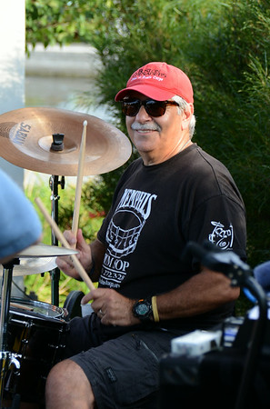 Beutter Park Concert Series 2014 with The River City Band