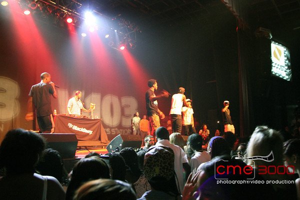 RIM, Boost Mobile, Blackberry, V-103, Travis Porter Back 2 School concert 2012 - Lil' Chuckie, dj slice, Dj Kash, Greg Street, Lil Bankhead, Dj Teknology, Lil Yola @ Center Stage Atlanta, GA USA