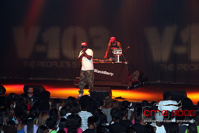 RIM, Boost Mobile, Blackberry, V-103, Travis Porter Back 2 School concert 2012 - Lil' Chuckie, dj slice, Dj Kash, Greg Street, Lil Bankhead, Dj Teknology, Lil Yola @ Center Stage Atlanta, GA USA