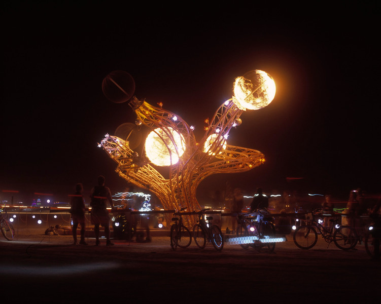 Spinny Fire