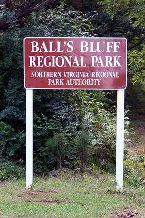 Ball's Bluff Battlefield - 13 Aug 2005