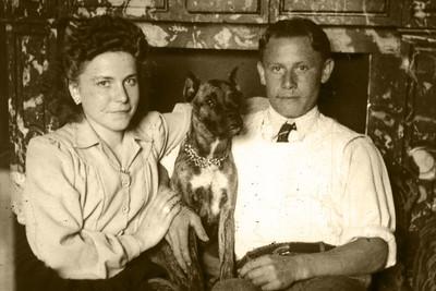 """""""Rozalie & Jozef""""... 1946..."""