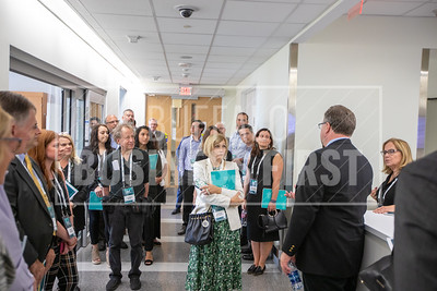 A scene from Buffalo Homecomings Medical Campus Tour.