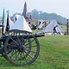 Henry House, Bull Run Memorial, cannons & camp