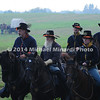 Battle of Bull Run - Union Cavalry - close up