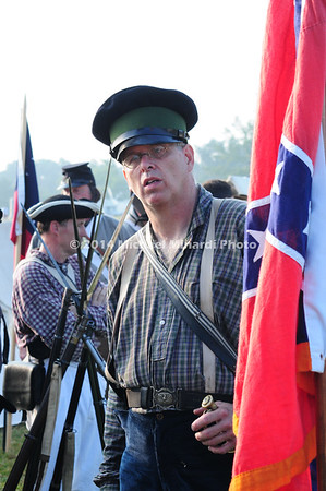 Battle of Bull Run - Civil War Officer