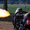 Battle of Bull Run -  Cannon Fire